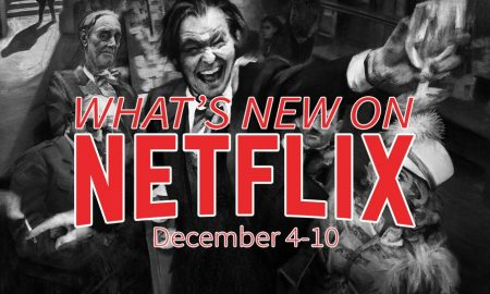 What's new on Netflix December 4-10 MANX