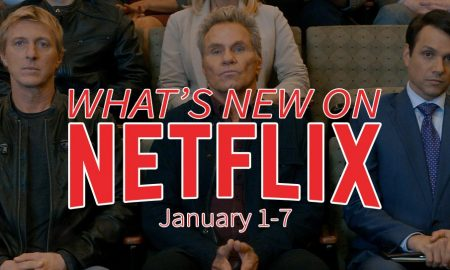 New on Netflix January 1-7 Cobra Kai