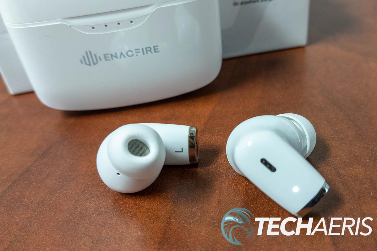 The Enacfire E90 True Wireless Stereo Earphones
