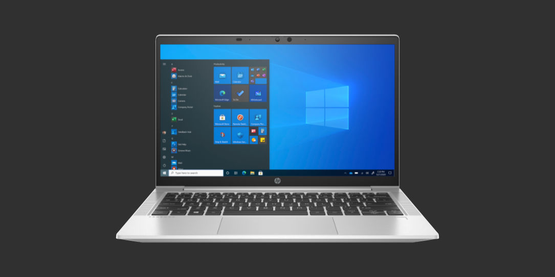 [CES 2021] HP announces new PCs for home and office