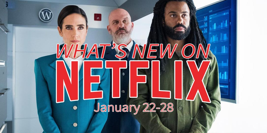 New on Netflix January 22-28 Snowpiercer Jennifer Connelly