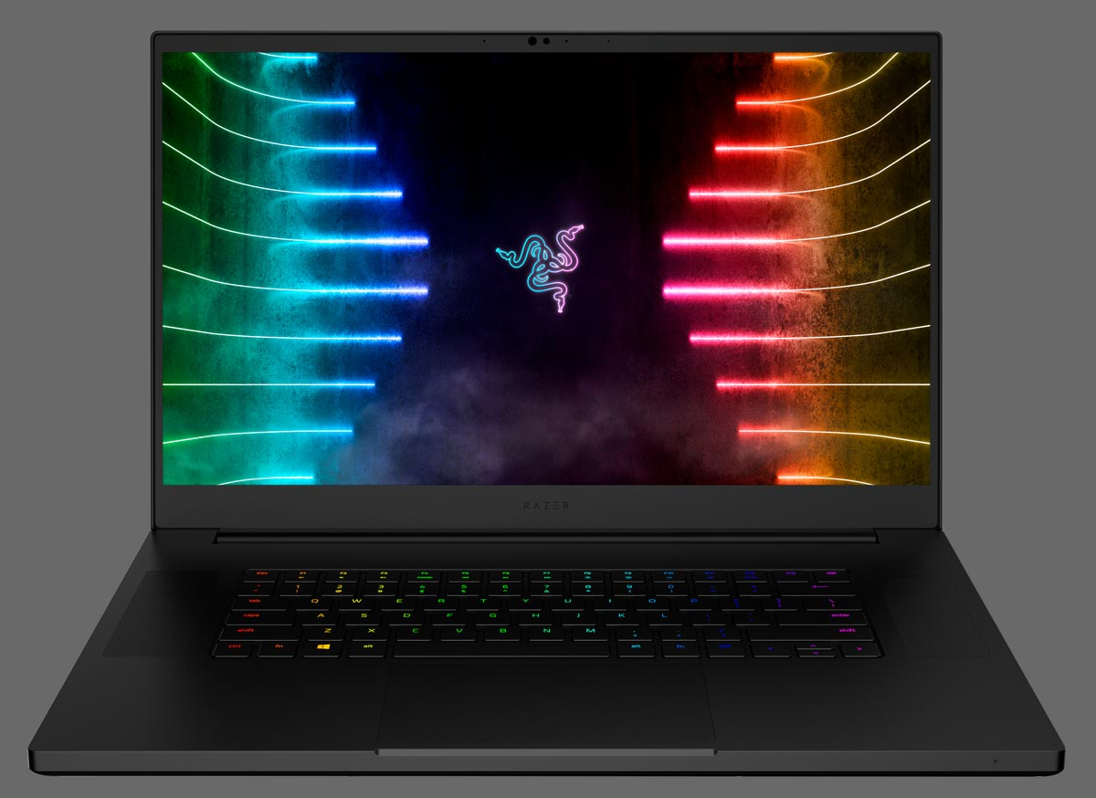 The Razer Blade Pro 17 gaming laptop