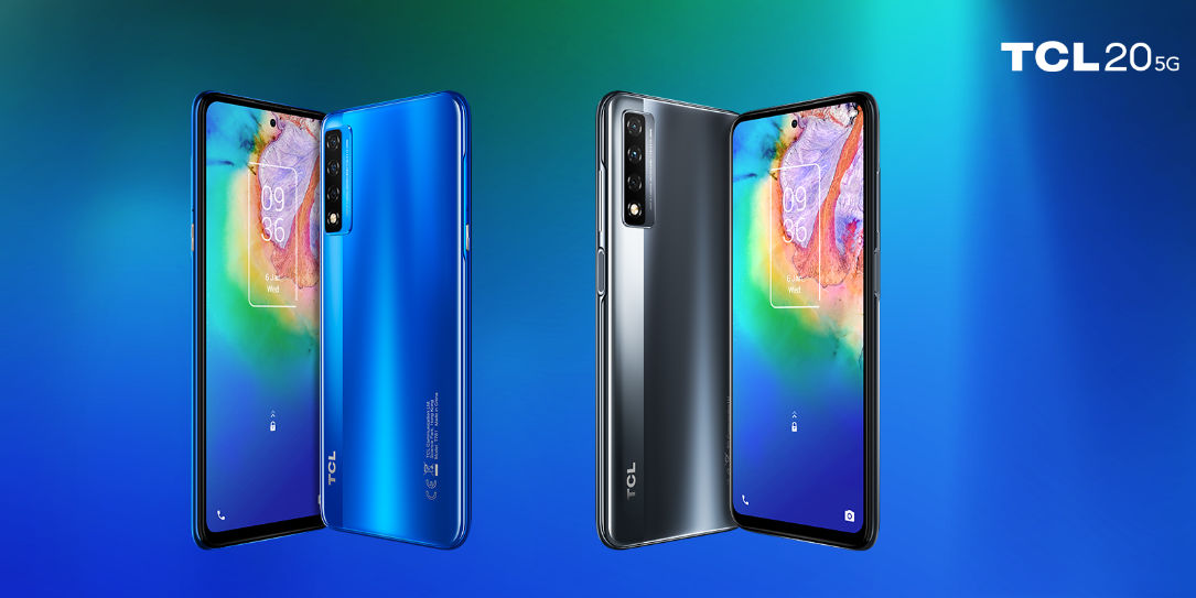 TCL's new budget-friendly '20' series phones are the first of many
