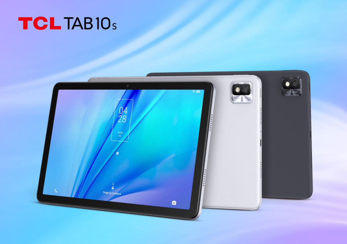 [CES 2021] TCL announces NXTPAPER and TAB 10S tablets