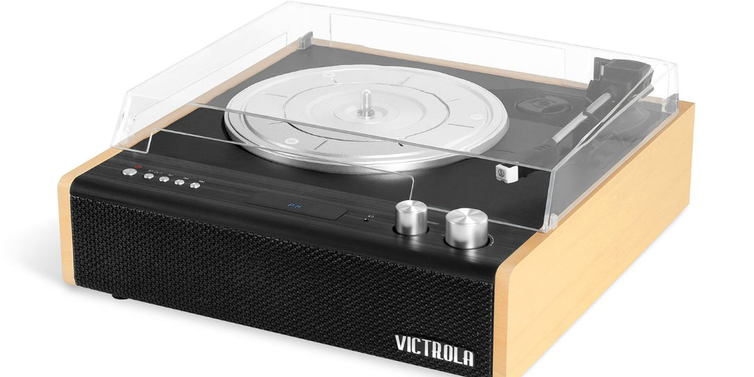 [CES 2021] Victrola and Audio Technica partner on the Eastwood hybrid record player