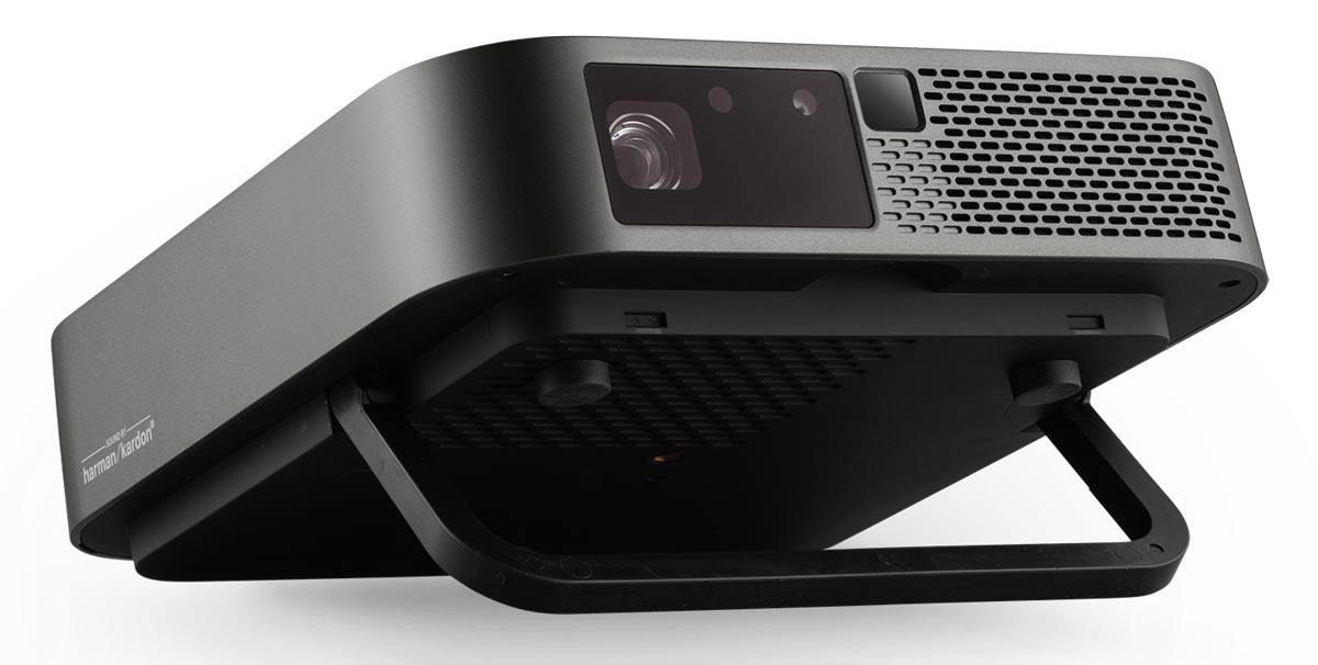 The ViewSonic M2e LED projector