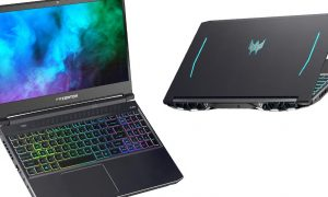 CES 2021 Acer Gaming Notebooks Helios 300