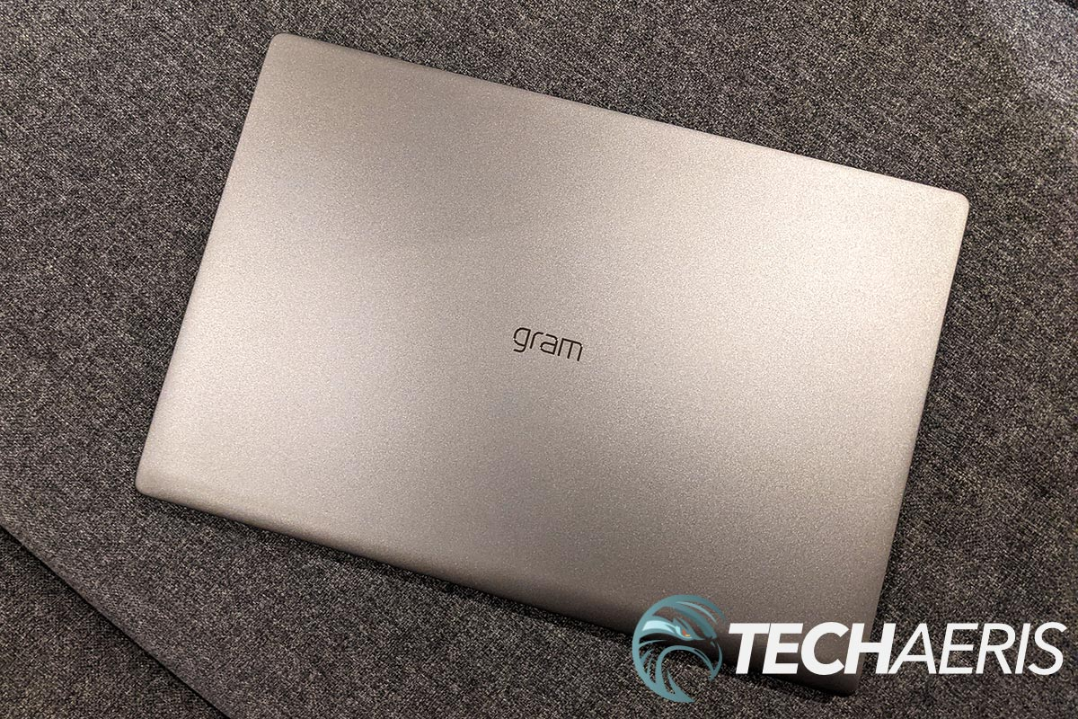 The LG gram for business is one of the lightest 17-inch laptops you can get