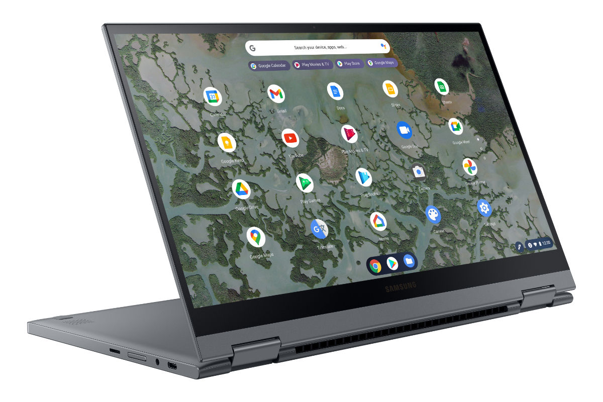 The Samsung Galaxy Chromebook 2 is now available for pre-order