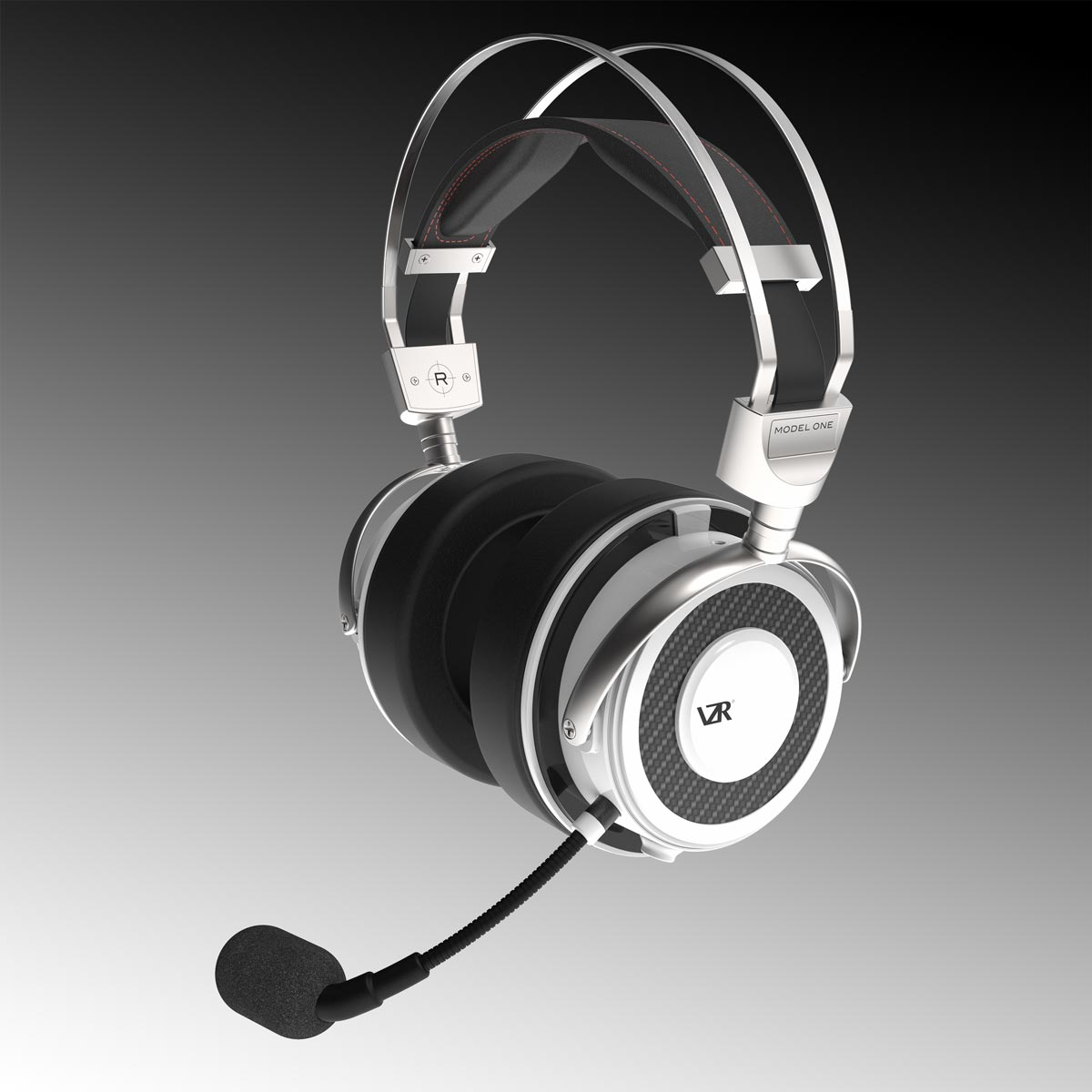 VZR Model One headset for gamers and audiophiles