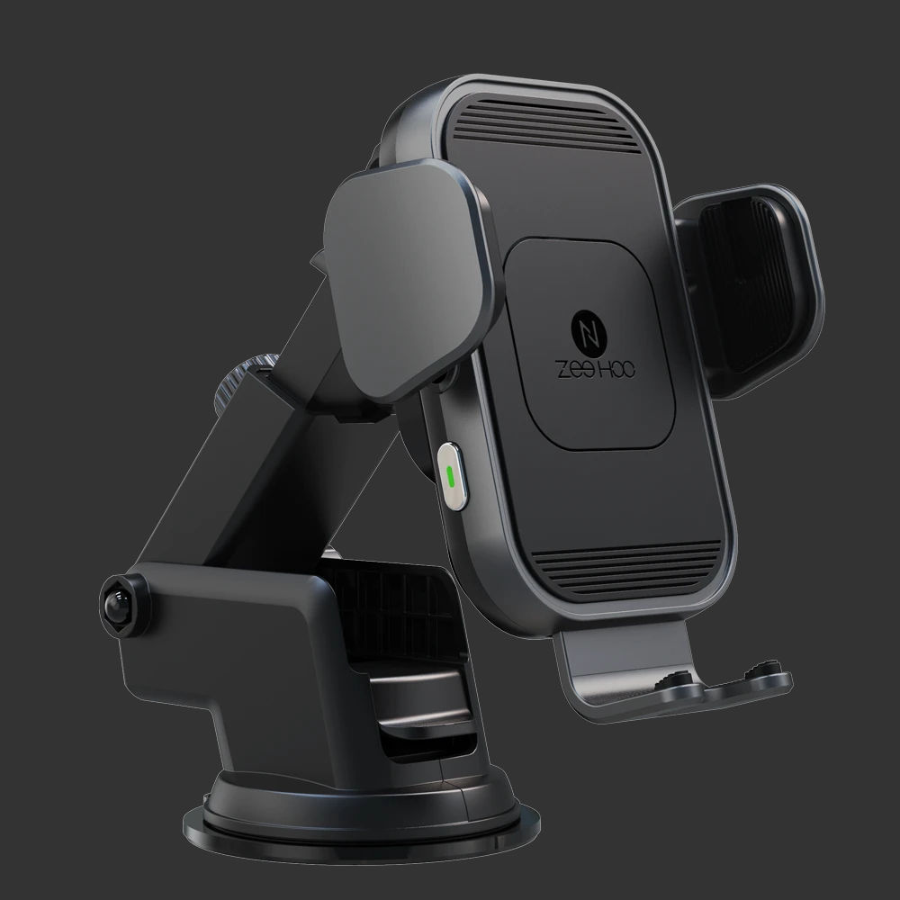 ZeeHoo Wireless Car Charger Cc54 review: An outstanding Qi charger and car mount