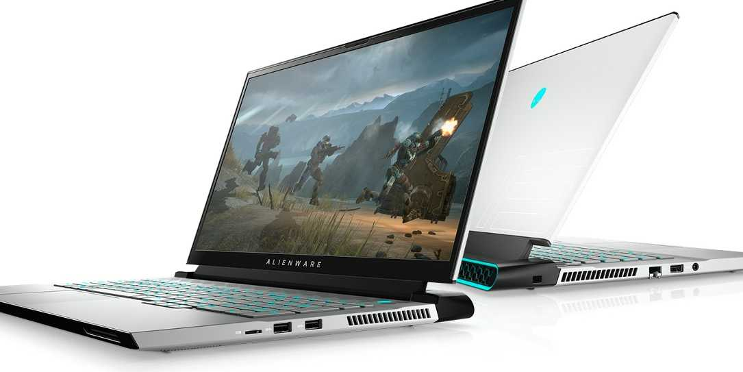 Alienware m15 and m17 gaming notebook
