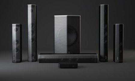 Enclave Audio CineHome PRO THX-Certified wireless audio system