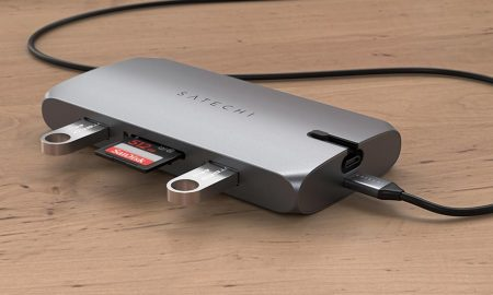 Satechi USB-C On-the-Go Multiport Adapter