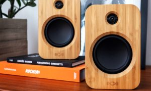 House of Marley Bookshelf Speakers