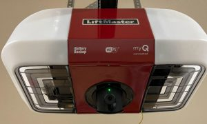 LiftMaster 855503 myQ Techaeris Feature