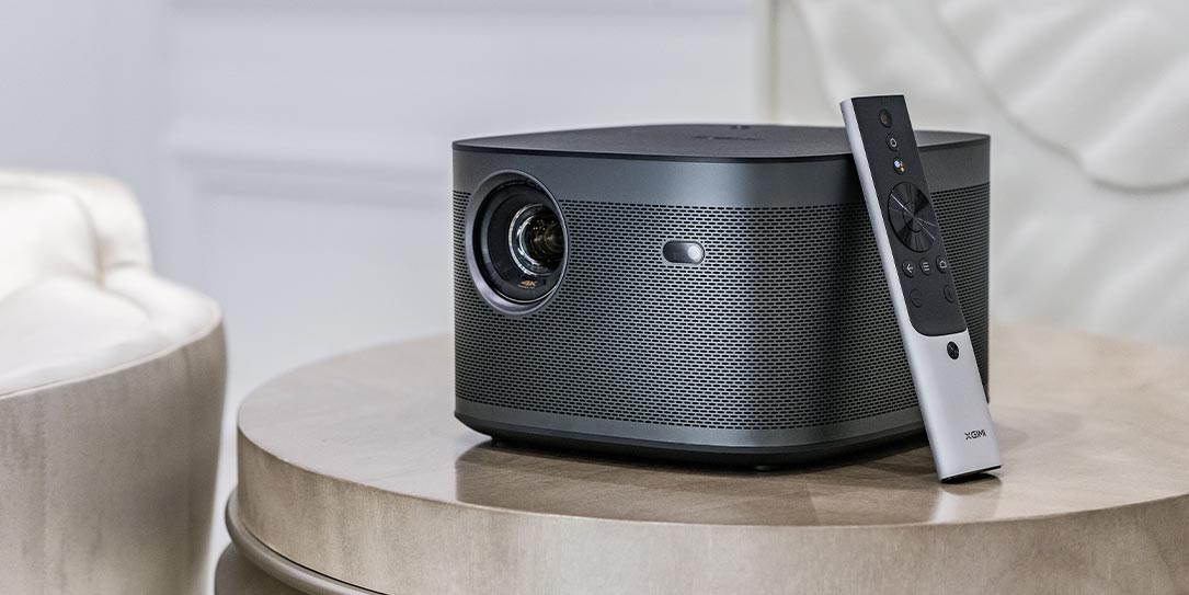 The XGIMI Horizon Pro compact projector