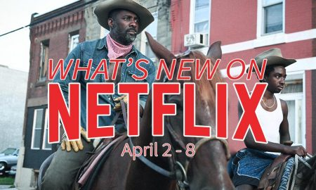 New on Netflix April 2-8 2021 Idris Elba Concrete Cowboy