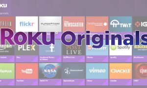 Quibi Roku Originals