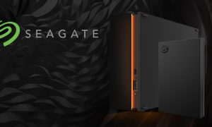 Seagate FireCuda external gaming drives