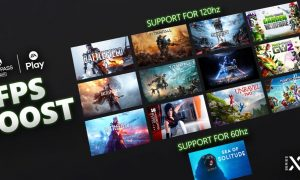 Xbox FPS Boost EA games