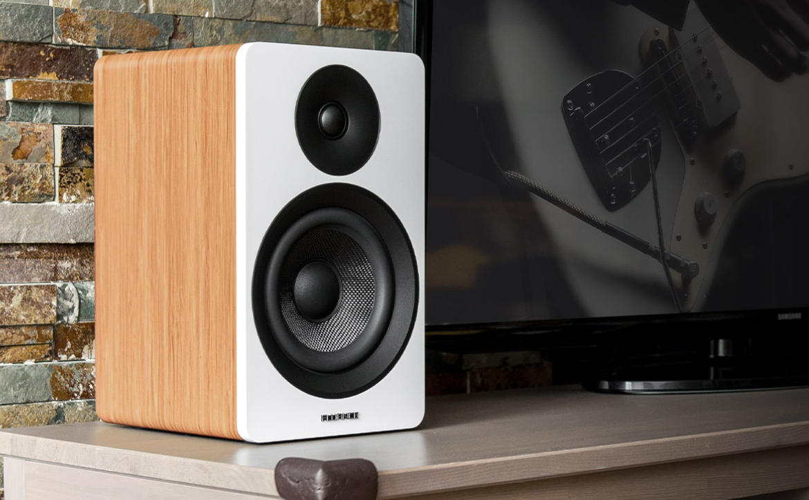 Fluance Audio Bookshelf Speakers