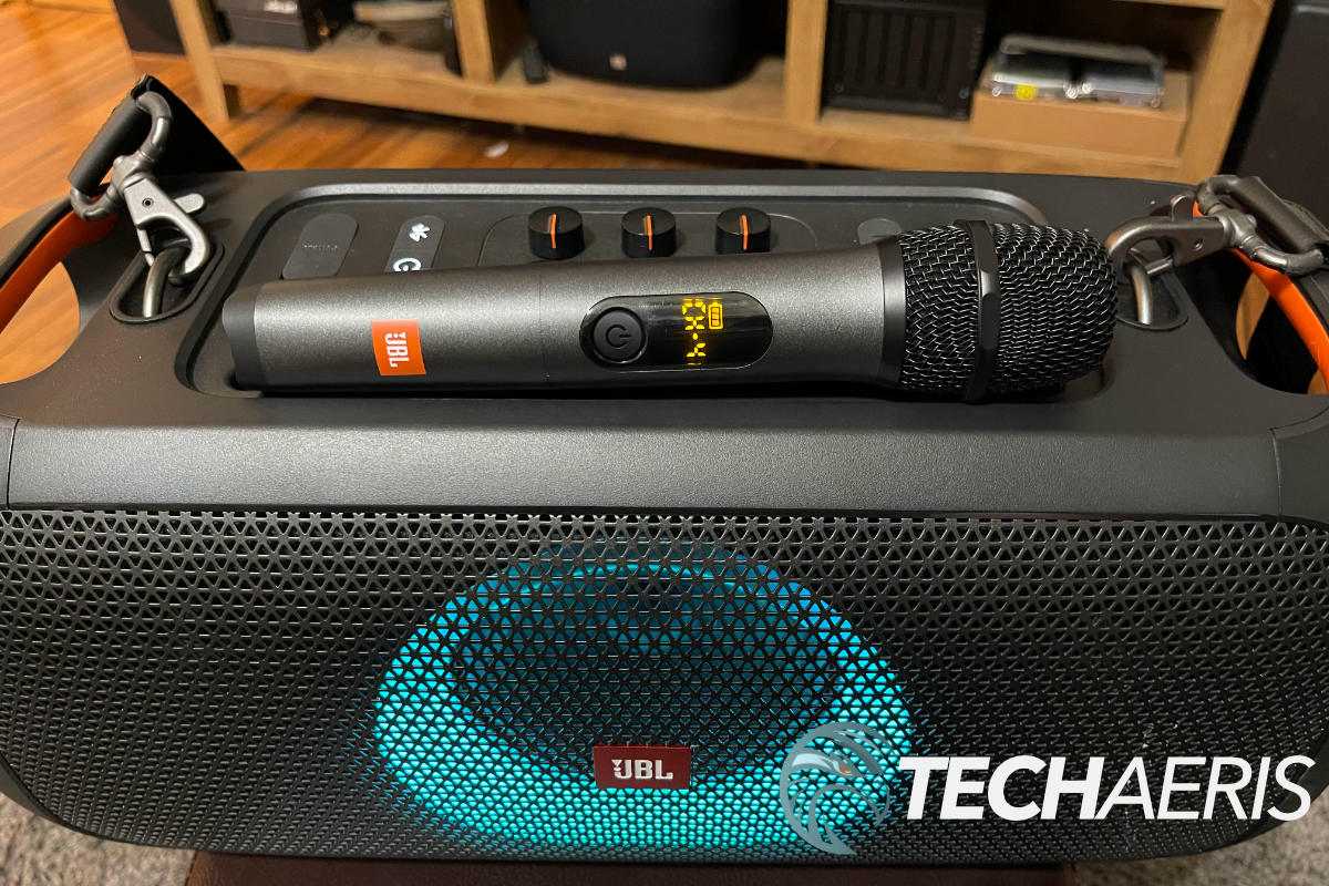 JBL PartyBox On-The-Go review: A fun and excellent outdoor portable party speaker