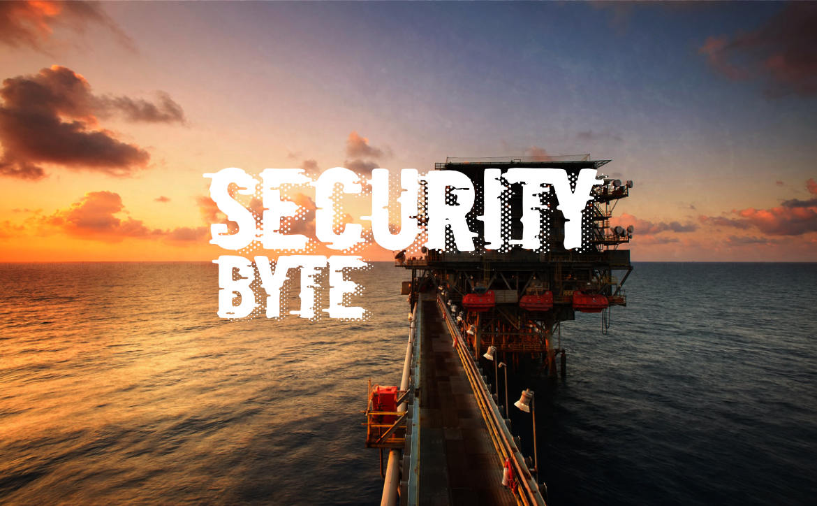 Security Byte Techaeris Oil Pipeline