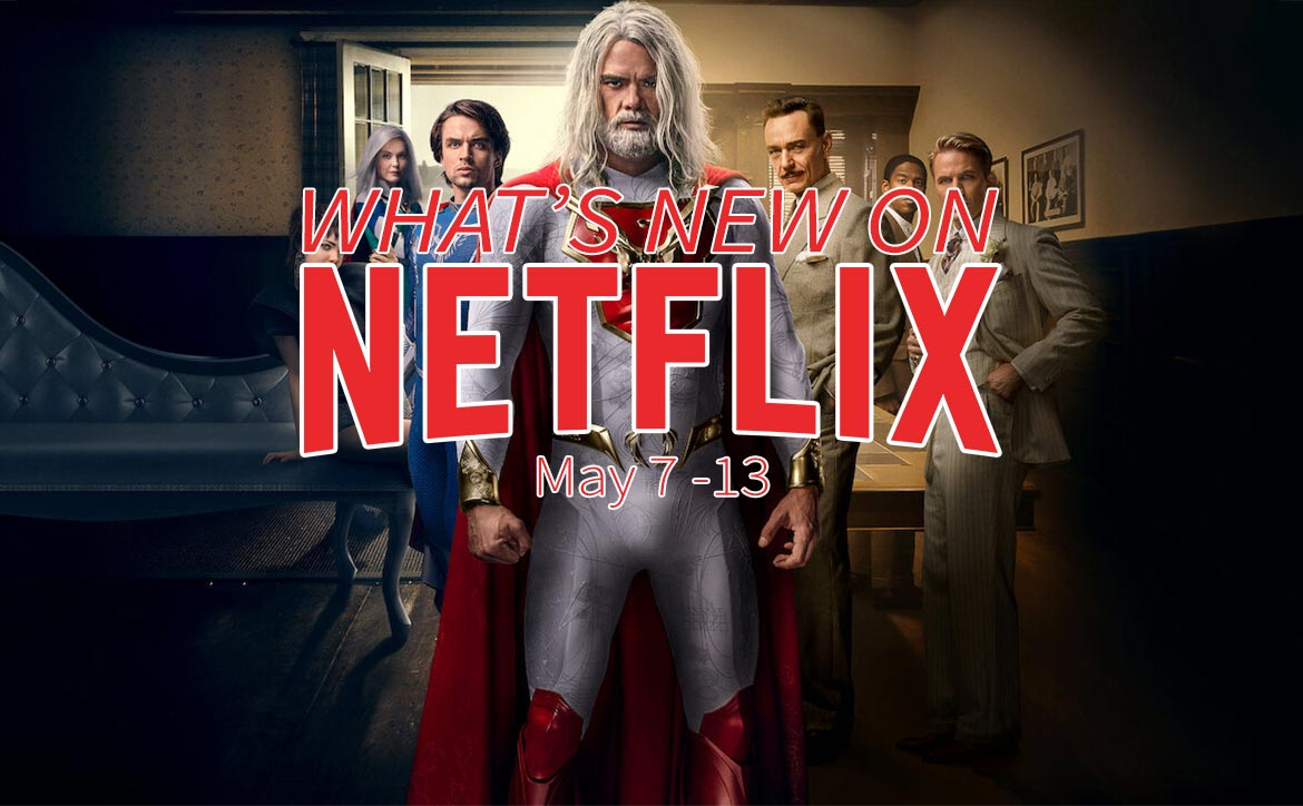 New on Netflix May 7-13 Jupiter's Legacy Josh Duhamel