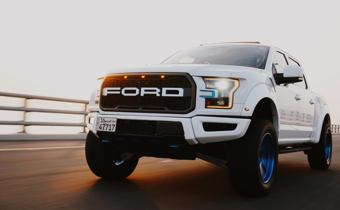 Ford F150 bad ass truck
