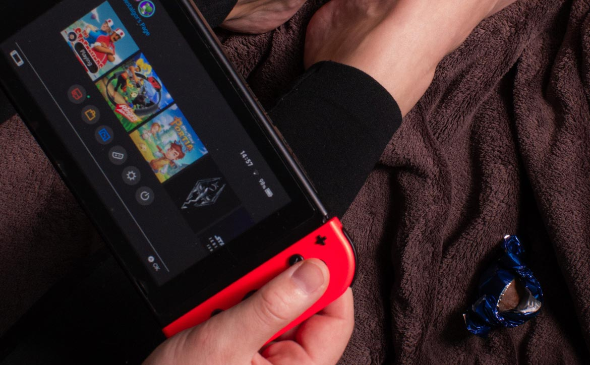 casual gaming nintendo switch