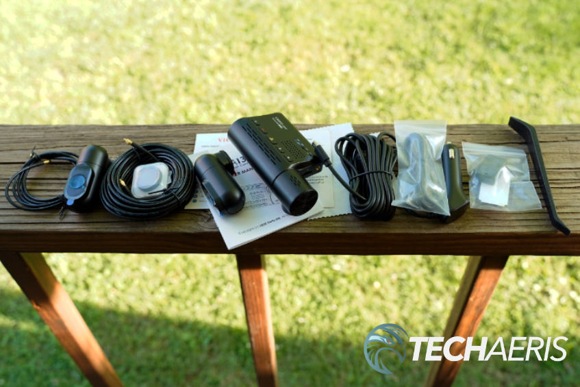 Viofo A139 review: A great choice in 3 channel dashcams