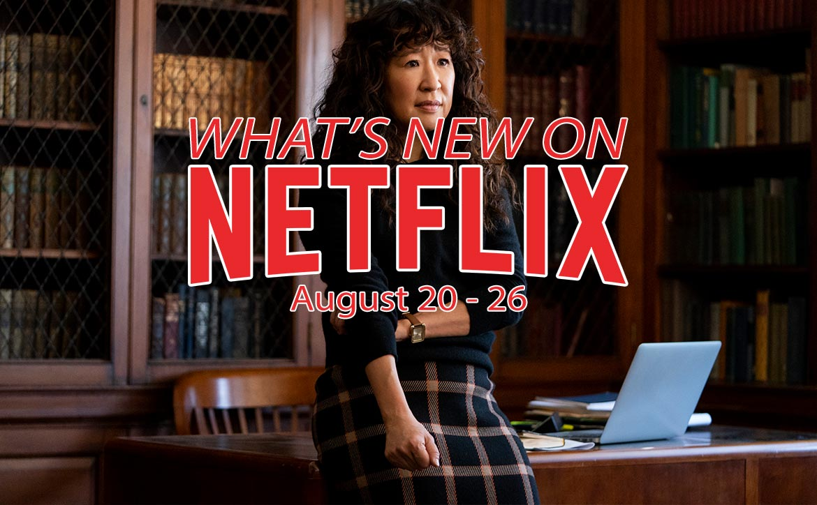 Whats New On Netflix For August 2021 | Update News