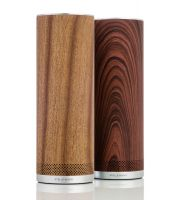 Stelle-Audio-Pillar-Wood