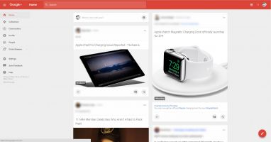 Google+-Home-Stream