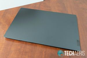 Top view of the Lenovo IdeaPad 730S ultrabook