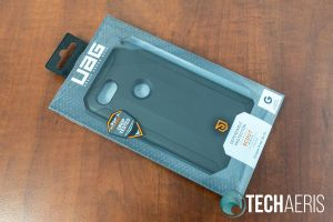 The UAG Scout phone case for Pixel 3a XL