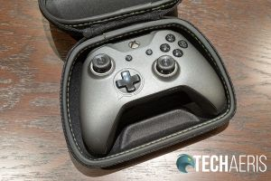 The optional carrying case for SCUF Prestige Xbox One/PC game controller