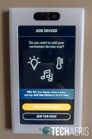 Add connected devices to the Brilliant Home Control system