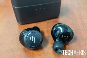 The Edifier TWS5 earbuds