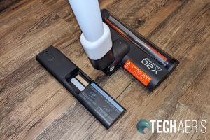 The mop attachment for the ROIDMI X20 Cordless Vacuum Cleaner