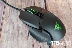 The Razer Basilisk V2 gaming mouse