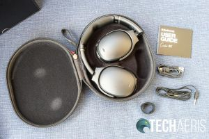 What's included with the Skullcandy Crusher ANC wireless headphones