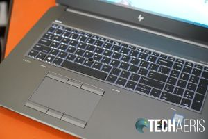 HP ZBook 17 G6 mobile workstation