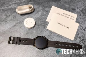 What's included with the Huawei Watch GT 2
