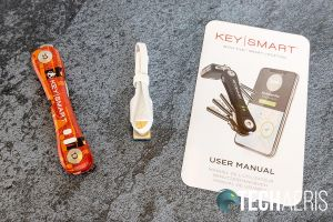 What's included with the Star Trek KeySmart Pro