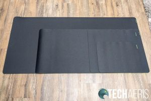 The Razer Gigantus V2 mouse mats come in four sizes