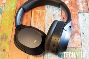 The Razer Opus Wireless ANC Headset