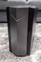 Front view of the Acer Nitro 50 gaming desktop
