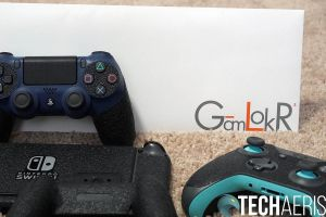 GamLokR Controller Grip All Controllers